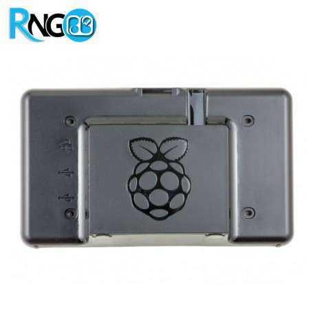 کیس - جعبه اورجینال نمایشگر 7 اینچ رسپبری پای Raspberry Pi