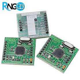 برد FDB-600 راه انداز ماژولهای اثرانگشت سری ZFM60
