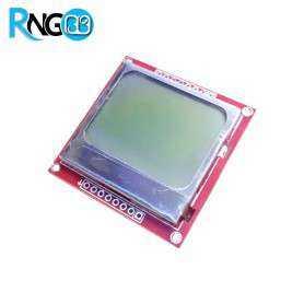 نمایشگر نوکیا 5110 (LCD NOKIA 5110) درجه یک