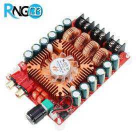 آمپلی فایر قدرت 2x160W استریو TDA7498E کلاس D