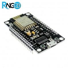 برد توسعه Node MCU به همراه ماژول WIFI ESP8266 و مبدل CH340