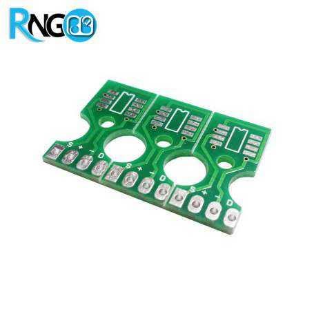 برد تبدیل USB-Micro به DIP