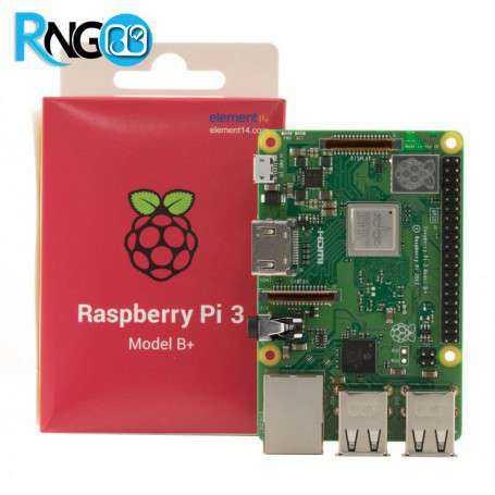 برد رزبری پای سه Raspberry Pi 3 ModelB ساخت UK
