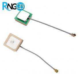 آنتن GPS داخلی سایز 15x15x6mm