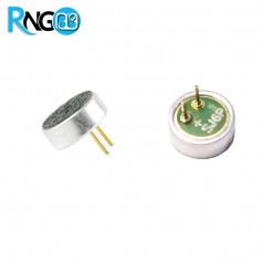 میکروفون خازنی موبایلی 6mm پشت سبز پایه دار درجه یک