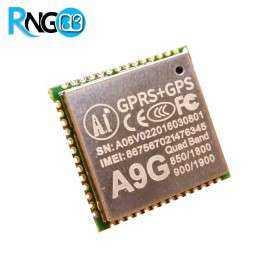 ماژول GPRS/GSM/GPS/BDS چهار باند A9G