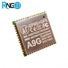ماژول GPRS/GSM/GPS چهار باند A9G