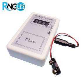 دستگاه فرکانس متر ریموت RF
