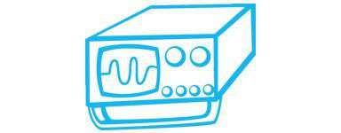اسیلوسکوپ ها و تجهیزات مرتبط