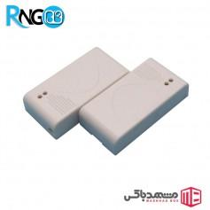 جعبه شبکه و کنترل تردد مدل MBR86 سایز 71x36x15mm
