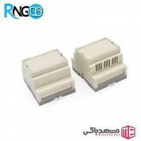 جعبه صنعتی MB80003 سایز 72x87x60mm شیاردار