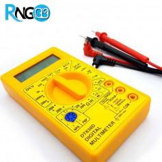 مولتی متر دیجیتال DT-830YD زرد