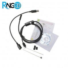 دوربین 8 مگاپیکسل آندوسکوپی با خروجی OTG/USB سازگار با ویندوز/اندروید