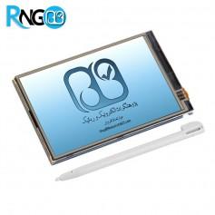 نمایشگر 3.5 اینچ مخصوص Raspberry Pi