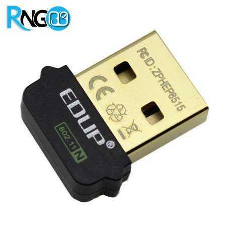 دانگل WIFI USB مدل EDUP EP-N8508GS - مناسب برای Raspberry PI