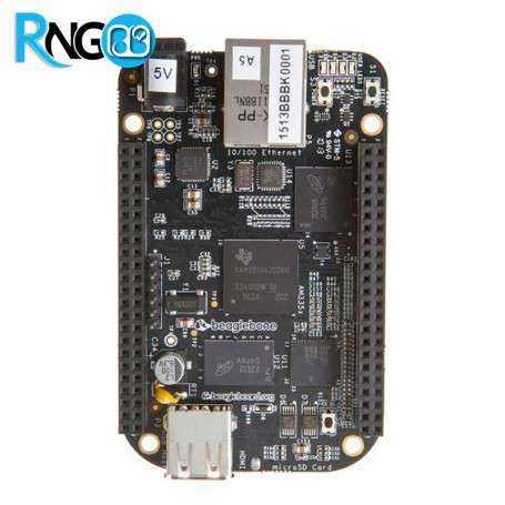 Beaglebone Black BB-Black TI Cortex-A8 نسخه جدید Rev.C