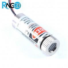 لیزر نقطه ای قرمز 12mm 5mW بالنز متغیر