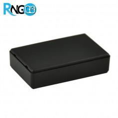 جعبه بدون پیج SANHE20-22 سایز 92x58x23mm مشکی