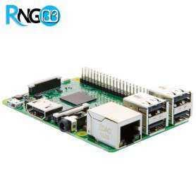 برد رسپری پای سه با پردازنده 64بیتی Raspberry Pi 3 ModelB