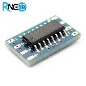 ماژول MAX3232 کوچک - مبدل سریال TTL به RS232