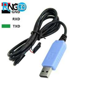 کابل PL2303TA مبدل USB به سریال(TTL)
