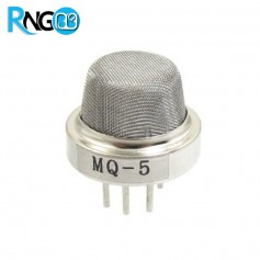 سنسور گاز طبیعی MQ-5 / زغال سنگ / LPG