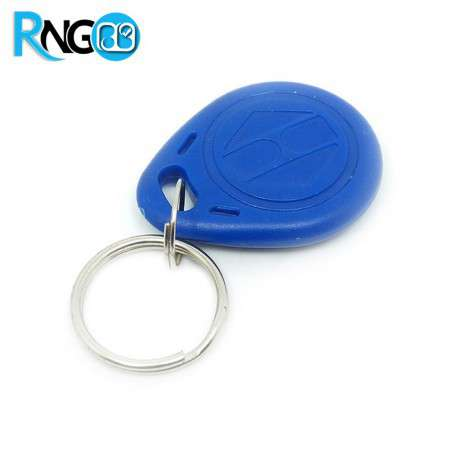 تگ RFID 125KHZ مدل جاسوئیچی آبی