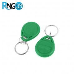 تگ RFID 125KHZ مدل جاسوئیچی سبز