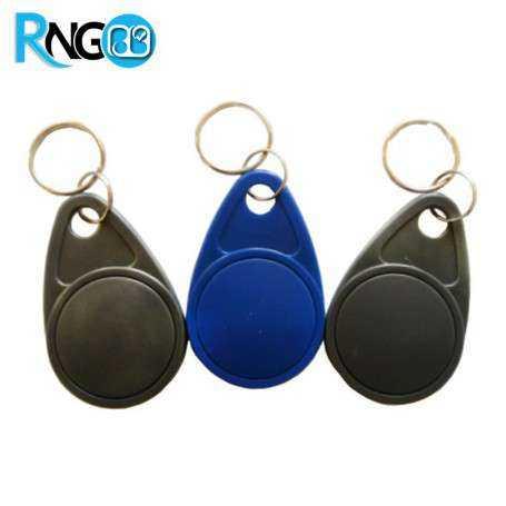 تگ RFID جاسوئیچی 125khz با امکان خواندن و نوشتن