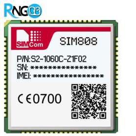 ماژول GSM/GPRS/GPS/Bluetooth SIM808