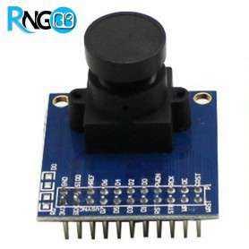 دوربین رنگی OV7670 با قابلیت اتصال به میکروکنترلرها + FIFO