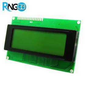 LCD کارکتری 20*4 سبز