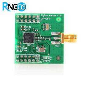 ماژول بیسیم 2.4GHz زیگبی ZigBee CC2530+DRF1605 همراه با آنتن