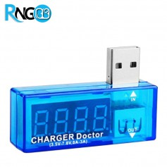 ماژول ولتمتر آمپرمتر USB Charger Doctor