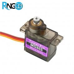 سروو موتور دنده فلزی MG90S