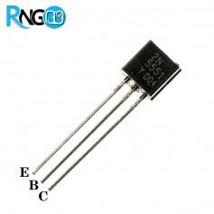 ترانزیستور منفی 2N5551 (بسته 10 تایی)
