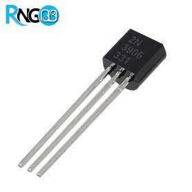 ترانزیستور مثبت 2N3906 (بسته 10 تایی)