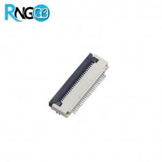 کانکتور FPC 0.5MM 40Pin ZIF