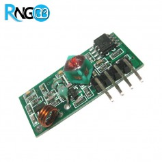 ماژول گیرنده ریموت ASK DX-RF 433