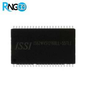 حافظه SRAM مدل IS62WV51216BLL-55TLI