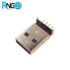 كانكتور USB-A نری رو بردی SMD