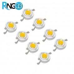 1W LED سفید آفتابی مارک EVERLIGHT (بسته 5 تایی)
