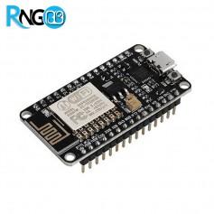 برد توسعه Node MCU به همراه ماژول WiFi ESP8266 و مبدل CP2102
