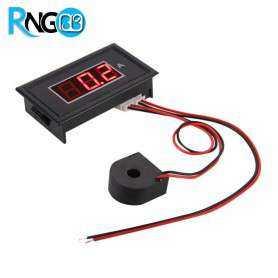 آمپرمتر AC رو پانلی دیجیتال 50 آمپر