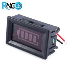 نمایشگر ولتاژ DC روپانلی