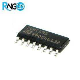 شیفت رجیستر 74HC595 SMD