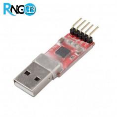 ماژول CP2102 مبدل سریال(TTL) به USB