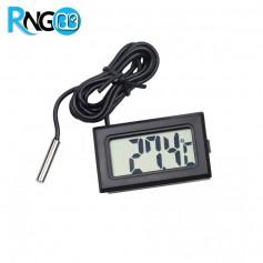 دماسنج روپانلی دارای نمایشگر دیجیتال دارای پراب 50- تا 110 درجه سانتی گراد