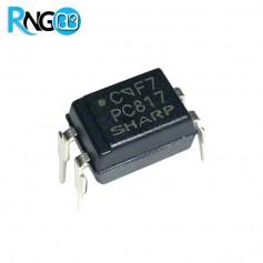 تراشه Optocoupler اپتوکوپلر EL817/PC817 DIP اورجینال