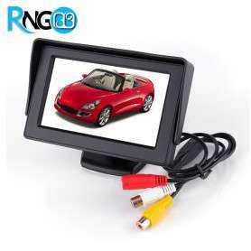 مانیتور TFT LCD دیجیتال 4.3 اینچ با ورودی AV